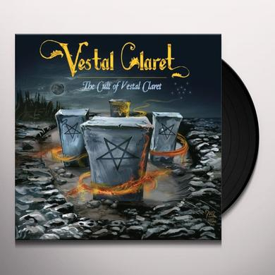 VESTAL CLARET-THE CULT OF VE Vinyl Record