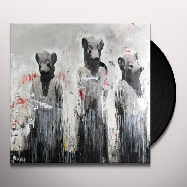 Phil Western LONGFORM Vinyl Record