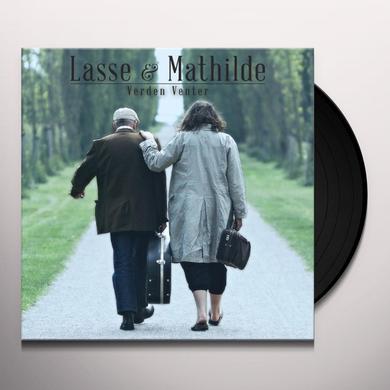 Lasse & Mathilde VERDEN VENTER Vinyl Record