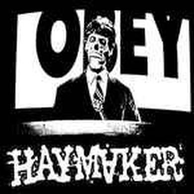 Haymaker LET THEM ROT Vinyl Record