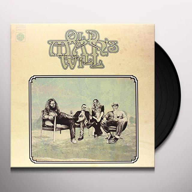 OLD MAN'S WILL Vinyl Record