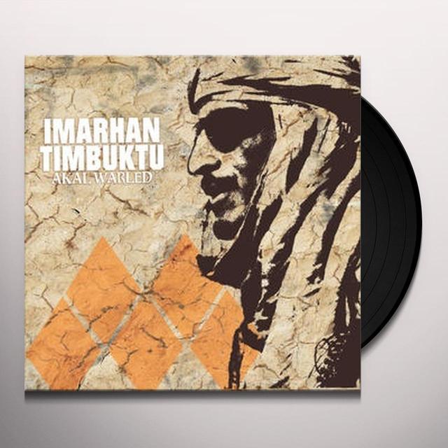 IMARHAN TIMBUKTU AKAL WARLED Vinyl Record