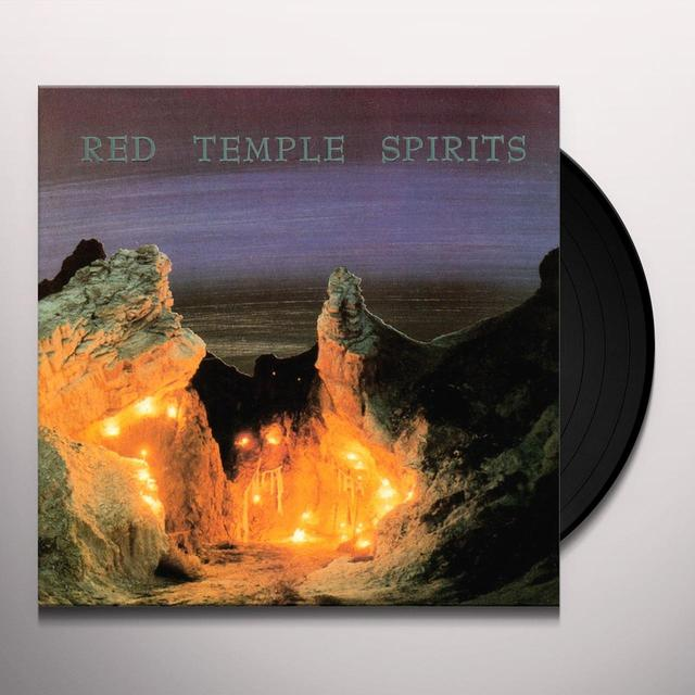 RED TEMPLE SPIRITS DANCING TO RESTORE AN ECLIPSED MOON (Vinyl)