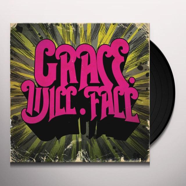 Grace Will Fall NO RUSH Vinyl Record