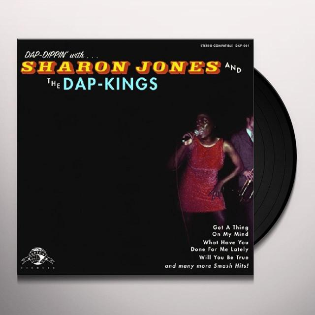 Sharon Jones & The Dap-Kings DAP-DIPPIN Vinyl Record