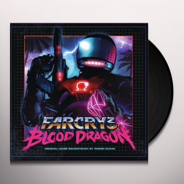 Power Glove FAR CRY 3: BLOOD DRAGON Vinyl Record