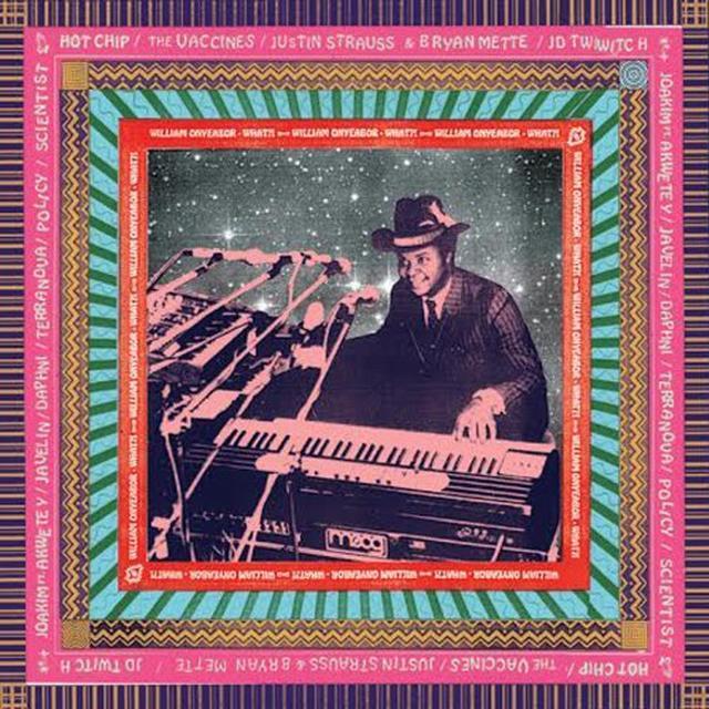 William Onyeabor WHAT Vinyl Record