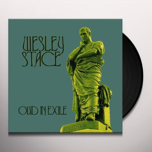 Wesley Stace OVID IN EXILE Vinyl Record