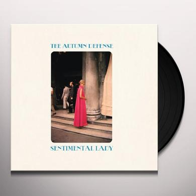 AUTUMN DEFENSE / JOSH ROUSE SENTIMENTAL LADY / TROUBLE Vinyl Record