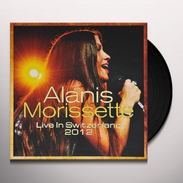 Alanis Morissette LIVE AT MONTREUX 2012 Vinyl Record