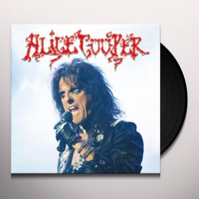Alice Cooper LIVE AT MONTREUX 2005 (UK) (Vinyl)