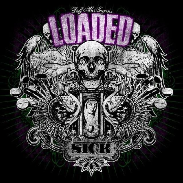 Duff Loaded Mckagen's SICK Vinyl Record - UK Import