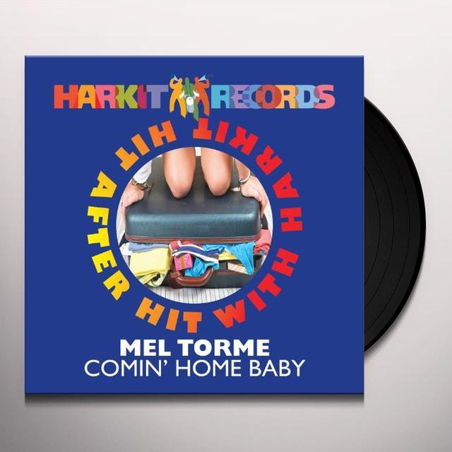 Mel Torme COMIN' HOME BABY/DAT DERE (UK) (Vinyl)