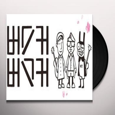 Busker Busker VOL. 1 Vinyl Record - Asia Release
