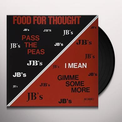 The J.B.'s FOOD FOR THOUGHT: GET ON DOWN EDITION (WSV) Vinyl Record