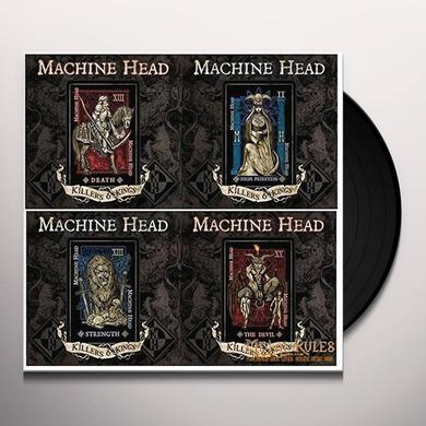Machine Head KILLERS & KINGS RSD 2014 Vinyl Record