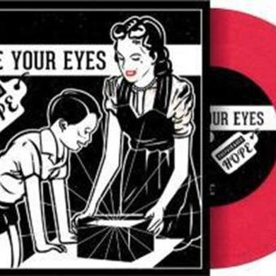 Close Your Eyes PREPACKAGED HOPE Vinyl Record