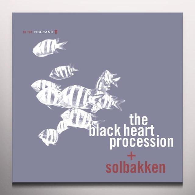 Black Heart Procession / Solbakken IN THE FISHTANK 11  (SLV) Vinyl Record - Colored Vinyl