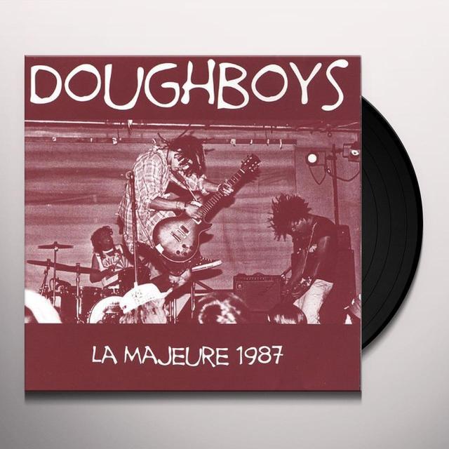 Doughboys LA MAJEURE 1987--7 VINYL Vinyl Record