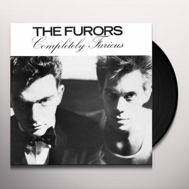 Furors COMPLETELY FURIOUS Vinyl Record