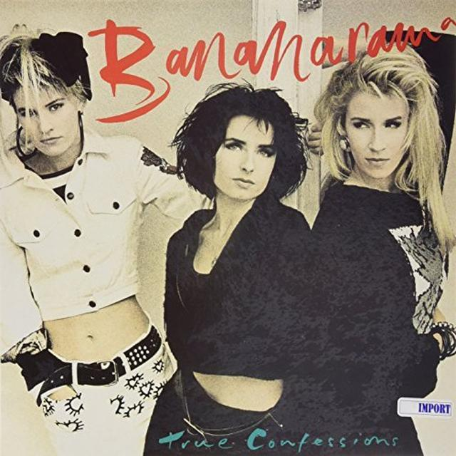 Bananarama TRUE CONFESSIONS (VENUS) Vinyl Record