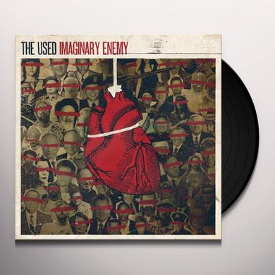 The Used IMAGINARY ENEMY Vinyl Record