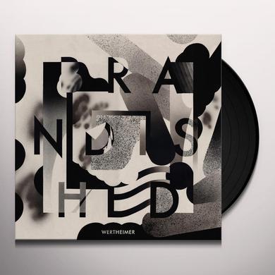 Wertheimer BRANDISHED EP (EP) Vinyl Record