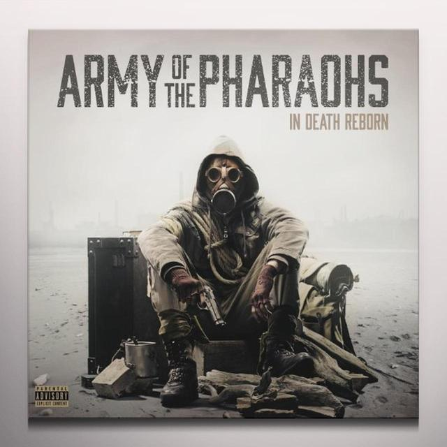 Army Of The Pharoahs IN DEATH REBORN Vinyl Record - Colored Vinyl