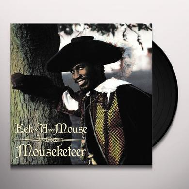 Eek-A-Mouse MOUSEKETEER Vinyl Record