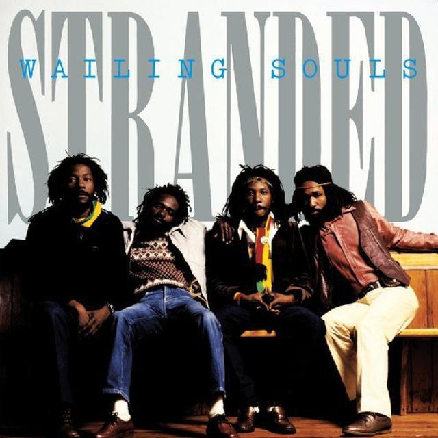 Wailing Soul STRANDED Vinyl Record