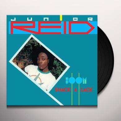 Junior Reid BOOM SHACK A LACK Vinyl Record