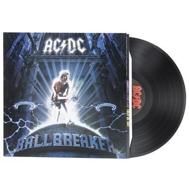 AC/DC BALLBREAKER Vinyl Record