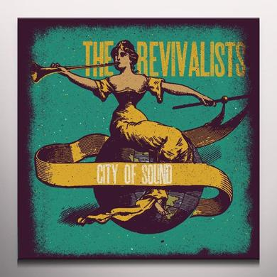 Revivalists CITY OF SOUND Vinyl Record - Colored Vinyl, Limited Edition, Digital Download Included