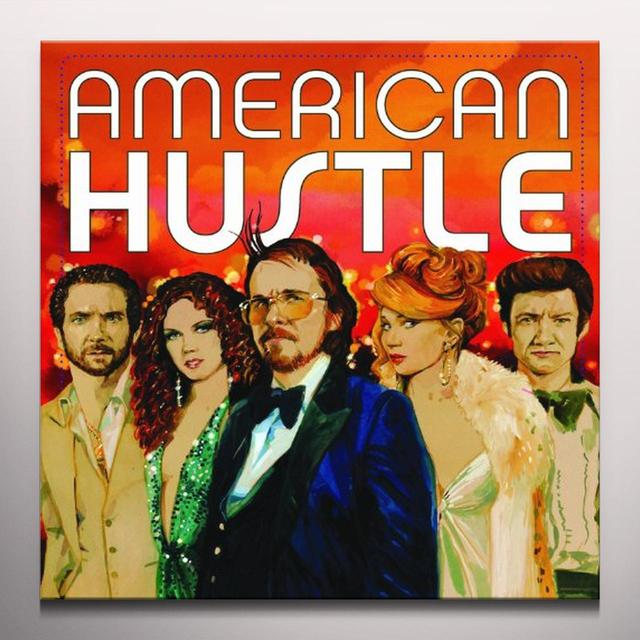 American Hustle / O.S.T. (Colv) AMERICAN HUSTLE / O.S.T. Vinyl Record - Colored Vinyl