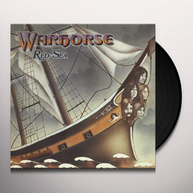 Warhorse RED SEA Vinyl Record