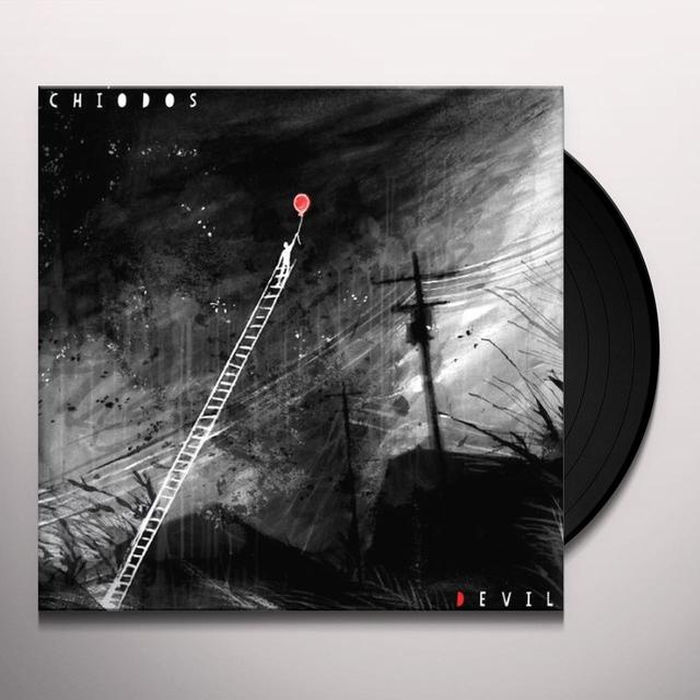 Chiodos DEVIL Vinyl Record