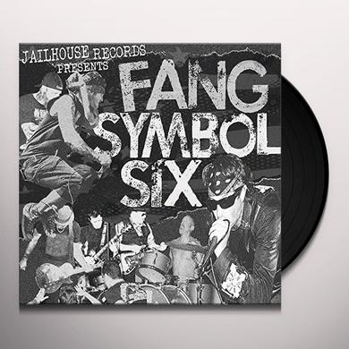 FANG / SYMBOL SIX SPLIT Vinyl Record