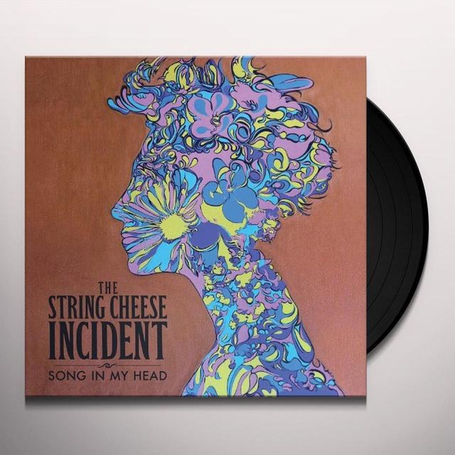 String Cheese Incident SONG IN MY HEAD Vinyl Record