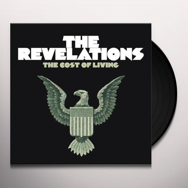 Revelations COST OF LIVING Vinyl Record