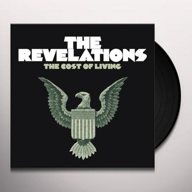 Revelations COST OF LIVING Vinyl Record