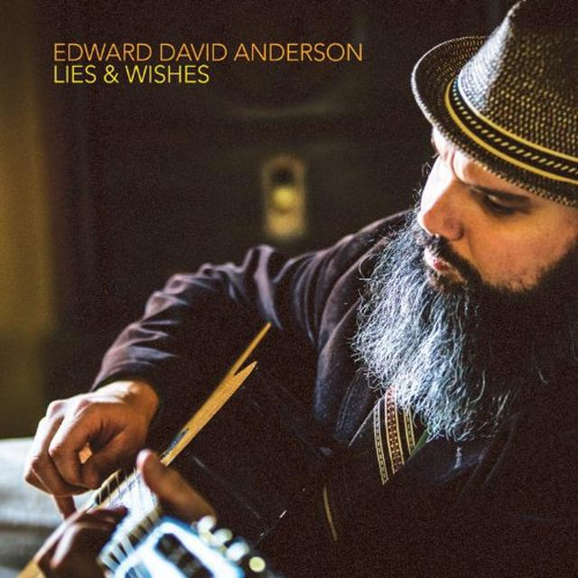 Edward David Anderson LIES & WISHES Vinyl Record