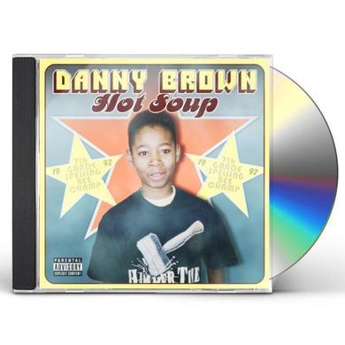 Danny Brown HOT SOUP CD