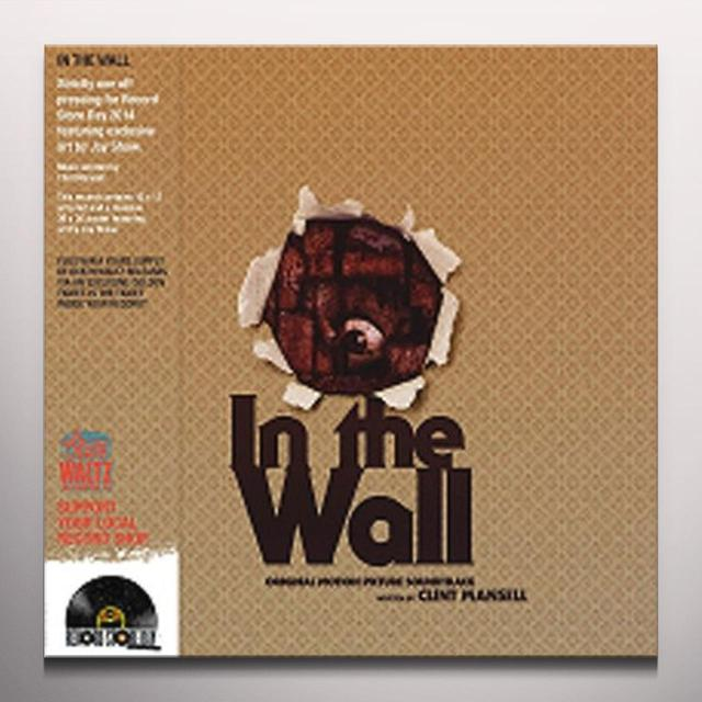 Clint / In The Wall Mansell IN THE WALL    (LITH) Vinyl Record - Colored Vinyl, Limited Edition, 180 Gram Pressing