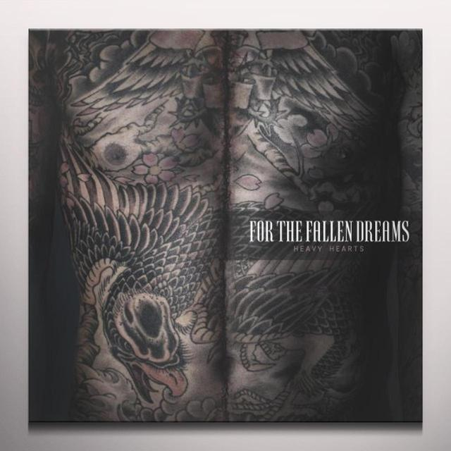 For The Fallen Dreams HEAVY HEARTS Vinyl Record