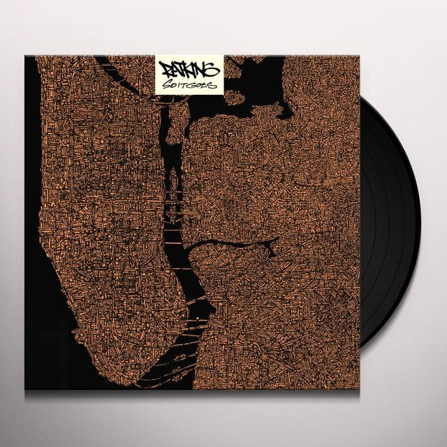 Ratking SO IT GOES Vinyl Record
