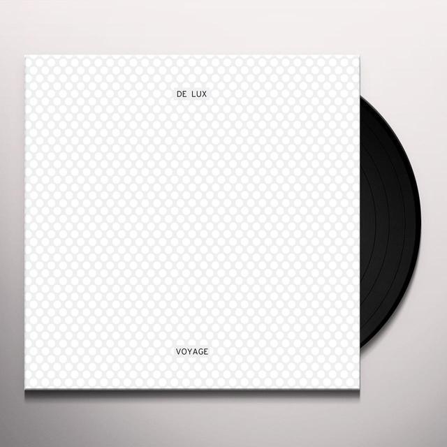 De Lux VOYAGE Vinyl Record - Digital Download Included