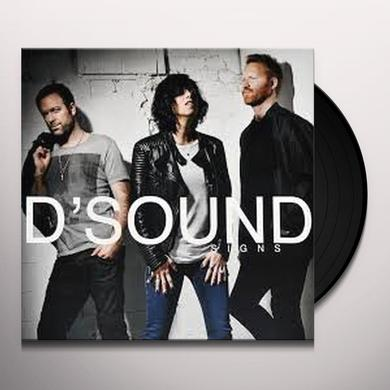 D'Sound SIGNS Vinyl Record