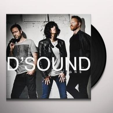 D'Sound SIGNS Vinyl Record - Holland Import