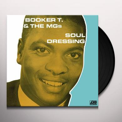 Booker T. & the M.G.'s SOUL DRESSING-MONO (GER) Vinyl Record