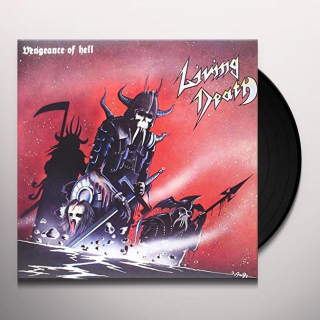 Living Death VENGEANCE OF HELL (GER) (Vinyl)